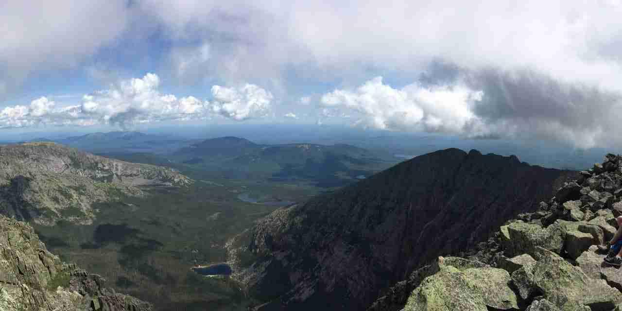 SOTA Report: Mt Katahdin in Baxter State Park, Maine
