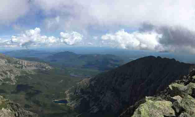 SOTA Report: Mt Katahdin in Baxter State Park, Maine