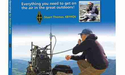 "My new book, ""Portable Operating for Amateur Radio"""