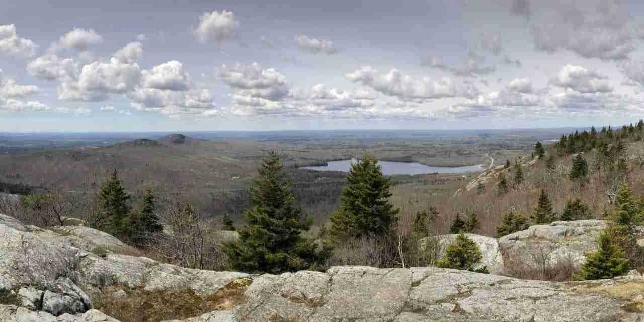 Ragged Mountain, W1/EM-004