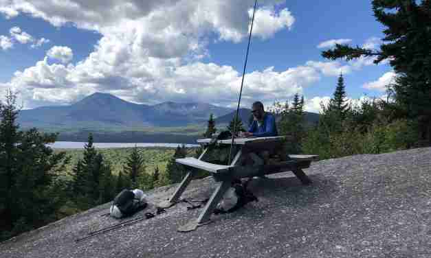 Barnard Mountain, Katahdin Woods