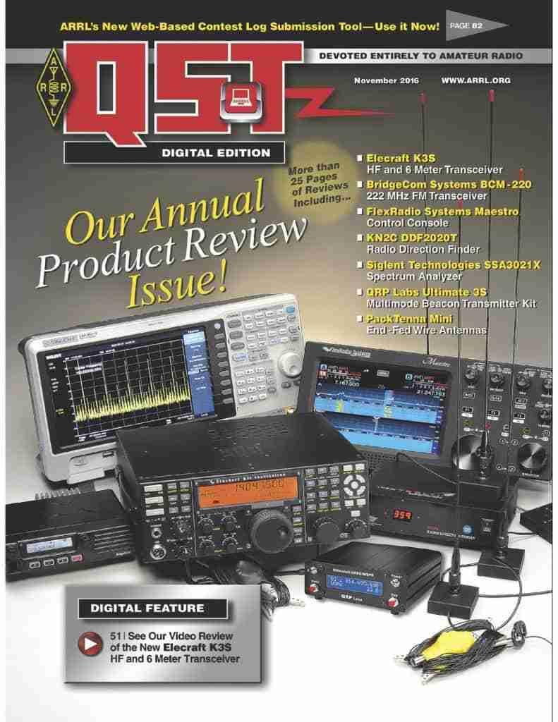 QST magazine