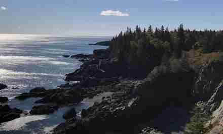 The Bold Coast: Cutler Coast Public Land