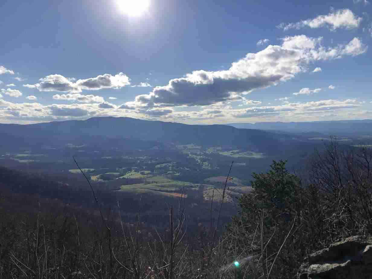 barnard mountain SOTA