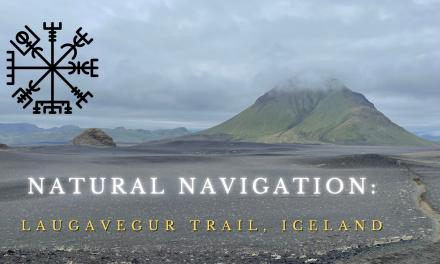 Natural Navigation: Laugavegur Trail, Iceland