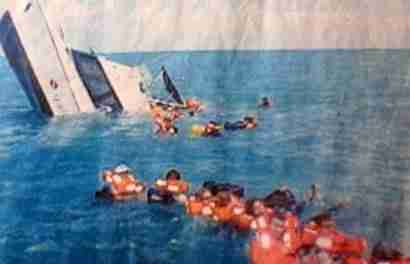 Sinking of the Dive Boat Manta